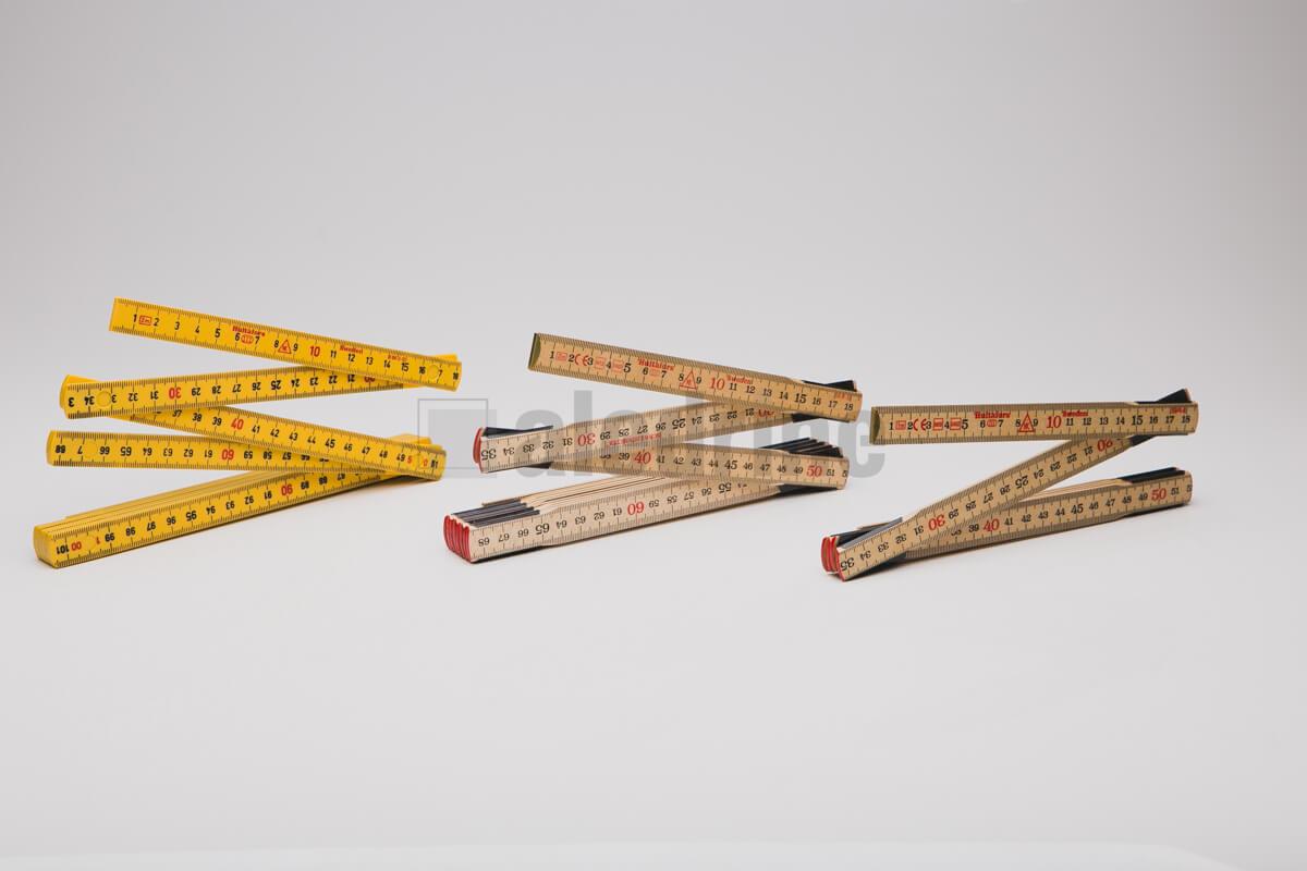 escala de madeira e fibra Hultafors