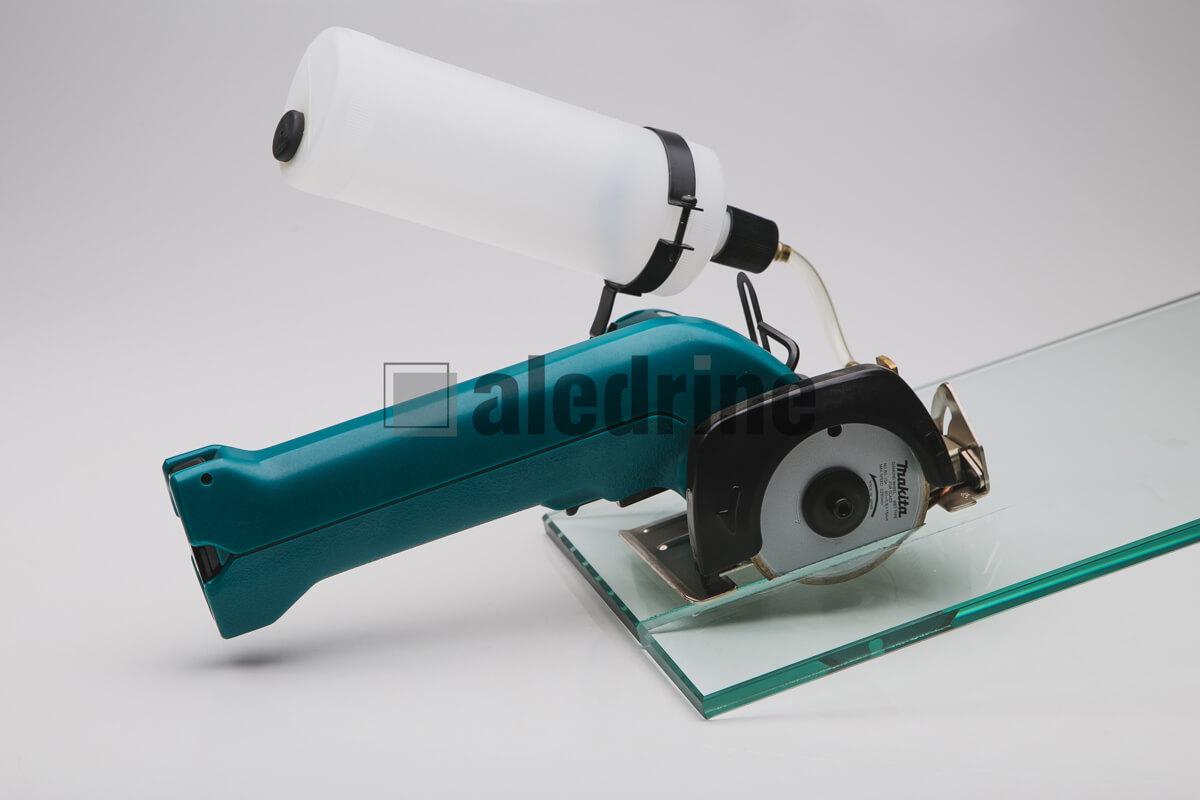 serra para vidro a bateria Makita